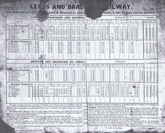 1847 Railway opens.