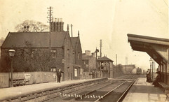 Station, early 20th c.