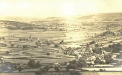 View from near Stockshott Lane, 1909 or later.