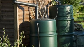 Water Butts for Alotments