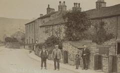 Main Street, near the former Wesleyan Chapel, early 20th c.