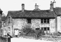 Main St at top of Kiln Hill, c1978.