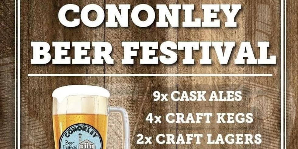 10th Cononley Beer Feastival