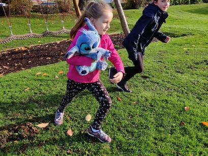 Run for Fun raises over £250