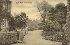 Main Street, Kiln Hill, before 1909.