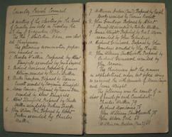 1894 Parish Meeting elects first parish council.