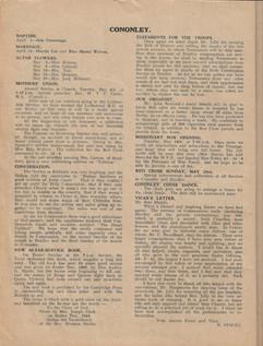 1943.4 Parish Magazine.