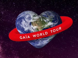 Journée mondiale de l'environnement & le Gaïa World Tour : le flash de l'inspiration du 5 juin