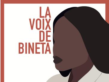 La voix de Bineta - Le Louvre est ouvert