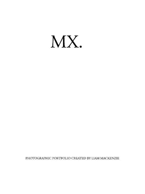 MX. magazine