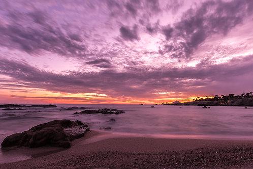 Pink Sky- Cabo San Lucas, Mexico