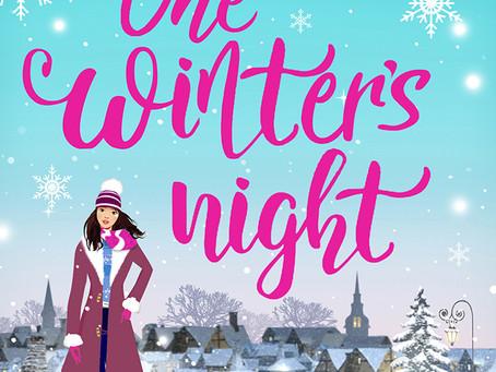 Kiley Dunbar - One Winter's Night book release day!