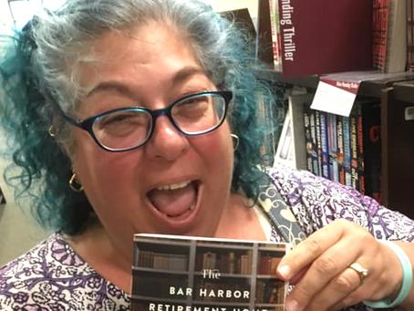 Terri-Lynn DeFino, Author