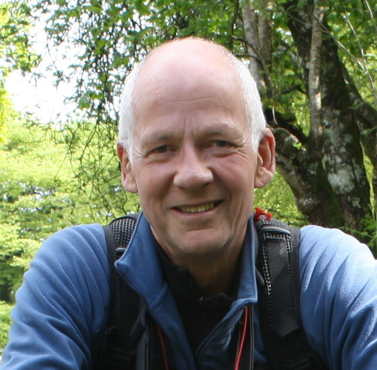 Author, Barry Litherland