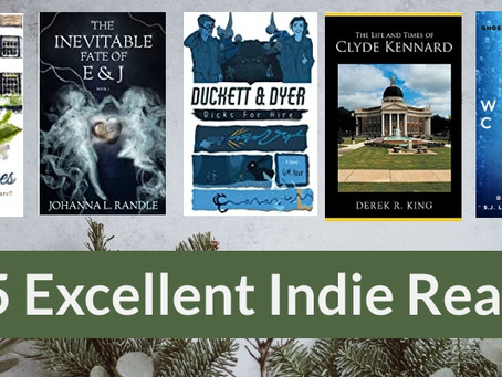 5 Indie Reads That Make Great Holiday Gifts