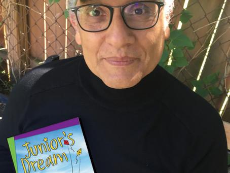 Rodolfo Alvarado, Author