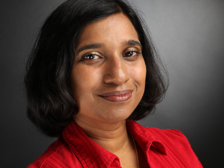 Rhoda Baxter/ Jeevani Charika, Author