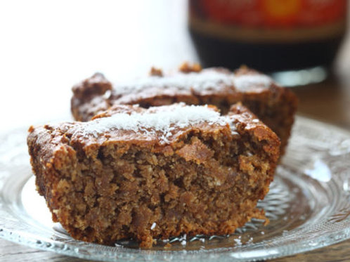 עוגת טחינה, סילאן וקוקוס
