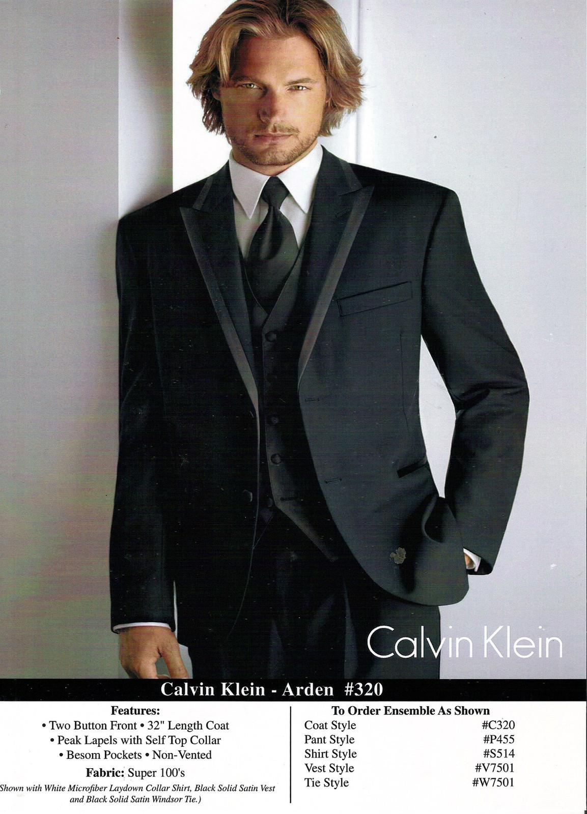 Calvin Klein - Arden #320 | Mr. Perry\'s Tuxedo - Men\'s Tux and ...