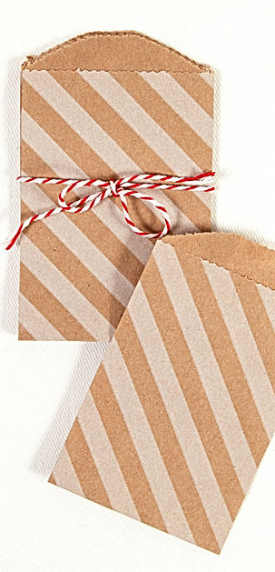 Striped Envelopes