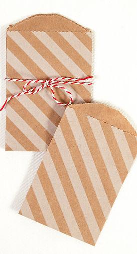 Полосатые конверты
