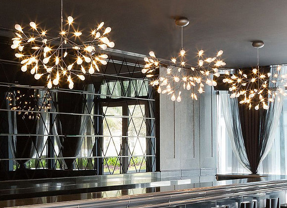 Modern Chandelier decoration/Restaurant Crystal Chandeliers pendant lights