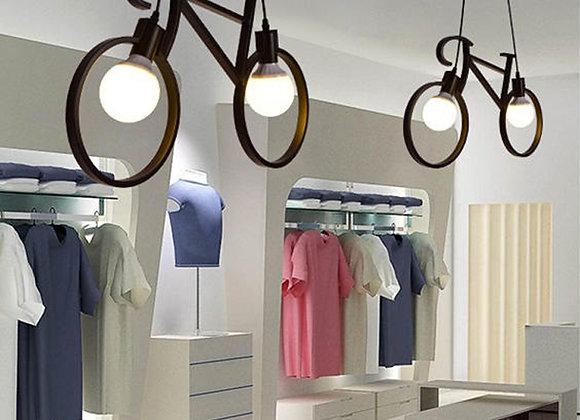 Hotsale 2019 Fahrrad Licht LED Lampe Fahrrad hängen Pendelleuchte