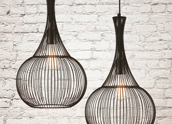 Pendant light Industrial office Retro Iron pendant ceiling light fixture