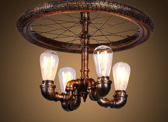 2020 neue Lichter Fahrradteile elektrische Rohrlampe Standleuchten