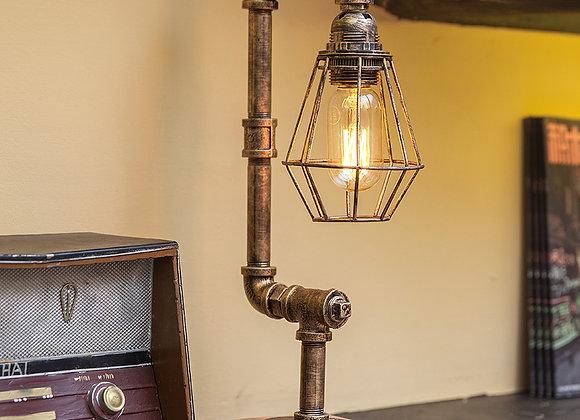 LED Rohr dekorative Lichtmöbel Metall Leselampen