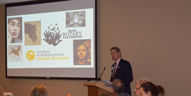 Rotary Luncheon at the HCC