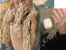 Finger/Hand Knitting