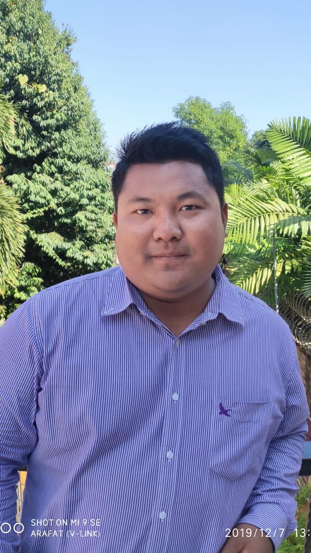 Aung Kyaw Zin Myo