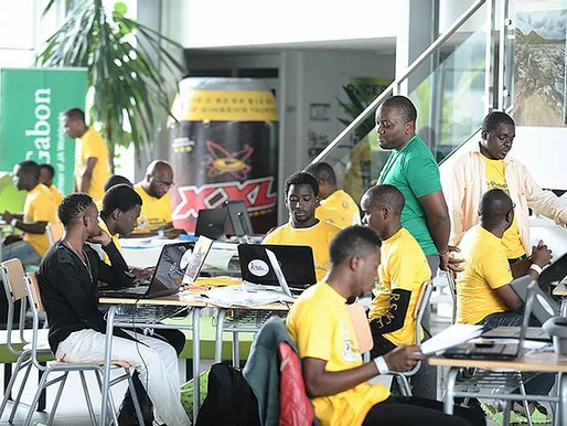 Un Startup Weekend à Libreville