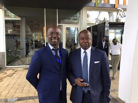Participation de 3 startups issues de JA Gabon au 3ème sommet Transform Africa 2017