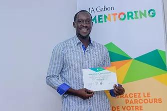 Programme Mentoring-témoignage Mahamadou, participant