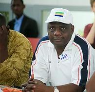 Idriss Alaofe, bénévole depuis 4 ans à JA Gabon