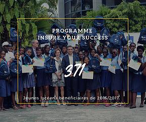Chiffre du Jour: Programme Insure your success