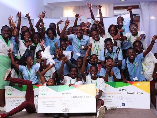 Catégorie Mini-entreprise: les lauréats