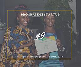 Chiffre du Jour: Programme Startup