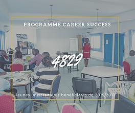 Chiffre du Jour: Programme Career Success
