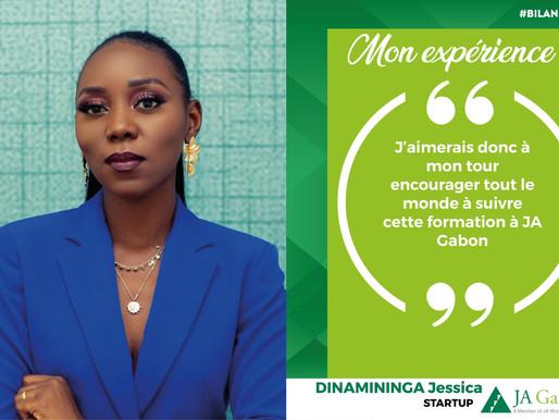 Mon expérience : DINAMININGA Jessica - STARTUP