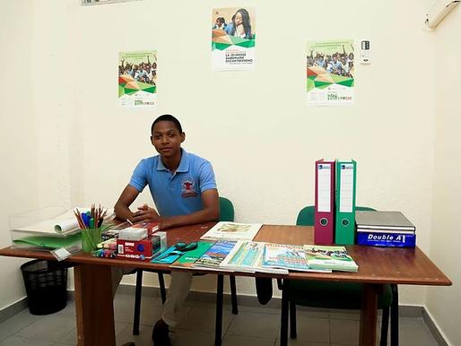 JA Gabon lance le premier Club entrepreneuriat au Gabon
