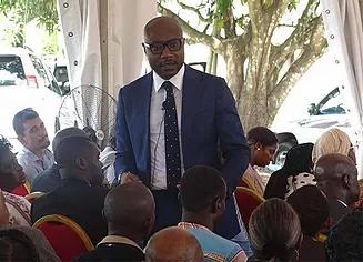 Biendi Maganga-Moussavou présente la nouvelle stratégie nationale de développement agricole