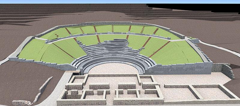 Τρισδιάστατη-απεικόνιση-αρχαίου-Θεάτρου-