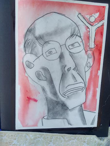 Doc Brown Portrait