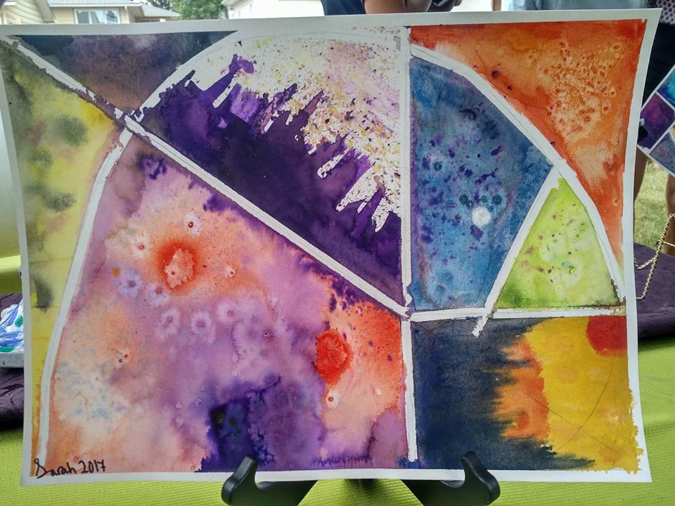 Abstract Landscapes-Sarah