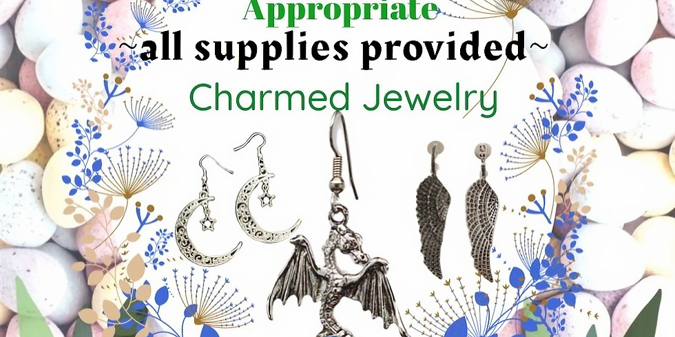 Charmed Jewelry Take-Away Project!
