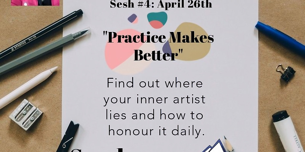 """FREE YourSELF: """"Practice Makes Better"""""""