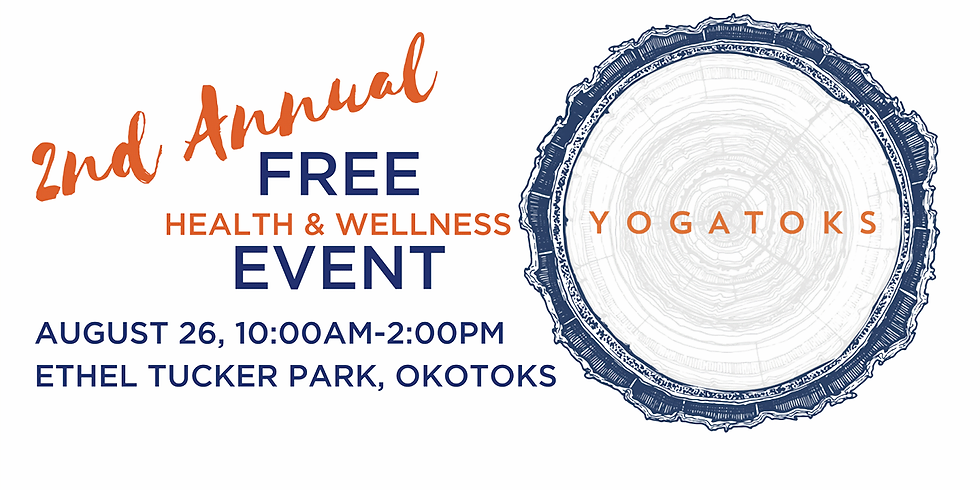 Yogatoks: Wellness Event